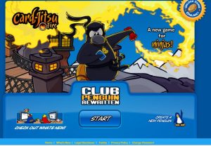 Club Penguin Rewritten