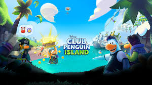 Island of Club Penguin
